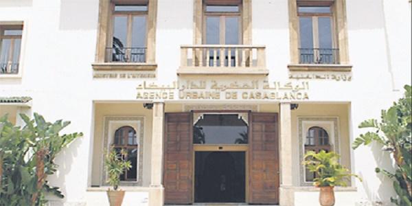 Recrutement plusieurs postes à l'Agence urbaine de Casablanca