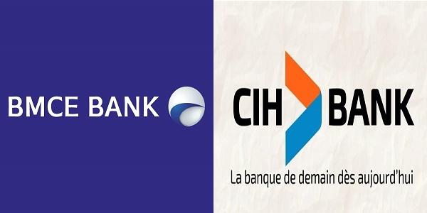 Recrutement (2) postes chez BMCE BANK et CIH BANK