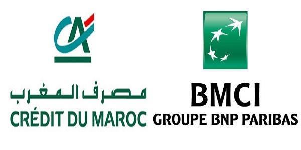 Recrutement (2) postes chez BMCI & Credit du Maroc