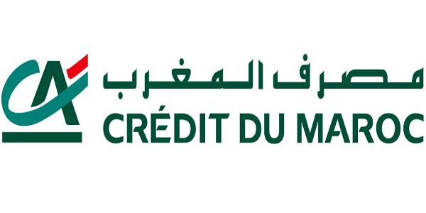 Recrutement (2) postes chez Crédit du Maroc