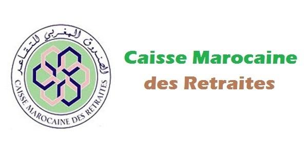 Recrutement (2) postes à la Caisse Marocaine des Retraites