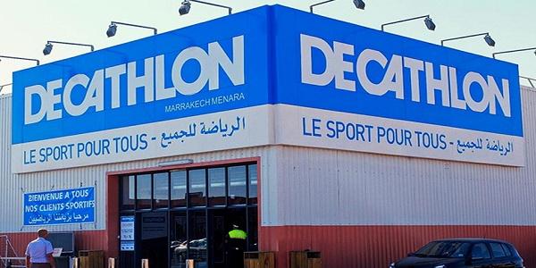 Recrutement de plusieurs Vendeurs/Vendeuses chez Decathlon (Ain Sebaa & Tanger) – توظيف في العديد من المناصب