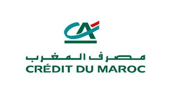 Recrutement (6) postes chez Crédit du Maroc