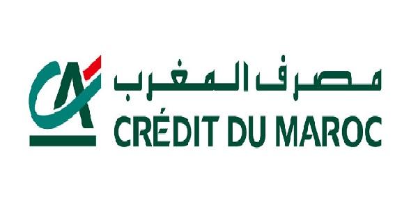 Recrutement de plusieurs Conseillers de clientèle chez Crédit du Maroc (Economie / Gestion)
