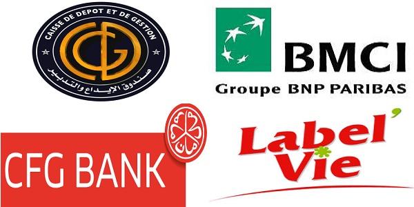 Recrutement (15) postes chez BMCI , Label Vie , CFG Bank et CDG