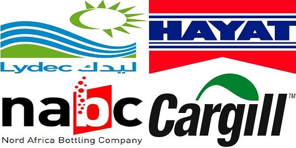 Recrutement (5) postes chez Lydec , NABC , Cargill et Hayat Kimya