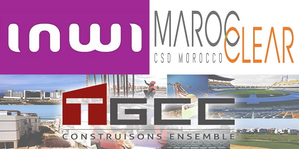 Recrutement (3) postes chez TGCC , MAROCLEAR et INWI – توظيف (3) منصب