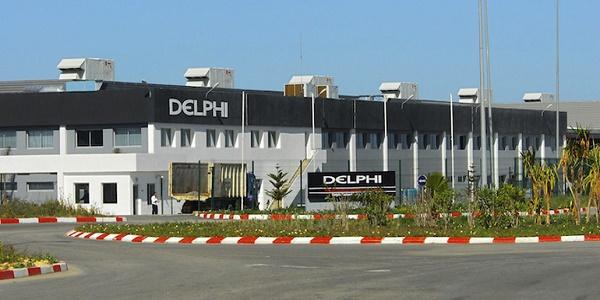 شركة DELPHI KENITRA إعلان جديد لتوظيف 50 عاملة على الآلات بأجر شهري 2570 درهم