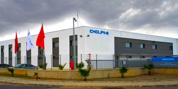 مصنع ديلفي DELPHI : توظيف 250 عامل وعاملة بشهادة البكالوريا أو دبلوم تقني بعقد CDD بمدينة مكناس