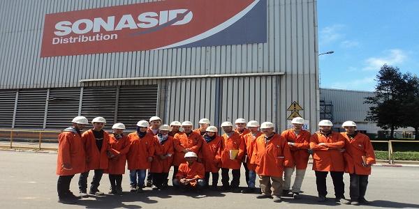 Recrutement chez Sonasid ، توظيف عدة مهندسين