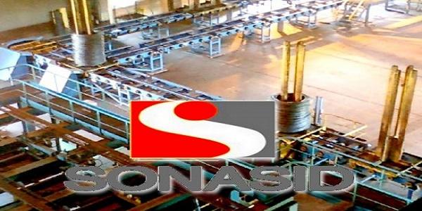 شركة صوناسيد – SONASID : البريد الإلكتروني الرسمي لتسجيل ملف الترشيح للتوظيف و التدريب بالشركة