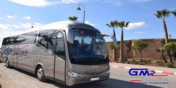 شركة Gm2 Tours للنقل السياحي ونقل الأشخاص: توظيف 24 سائق مع رخصة السياقة نوع D بمدينة فاس