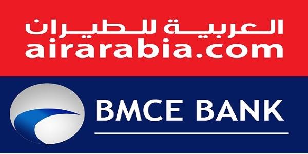 Recrutement (5) postes chez Air Arabia et BMCE Bank – توظيف (5) منصب