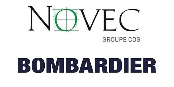 Recrutement (2) postes chez Novec et Bombardier – توظيف (2) منصب