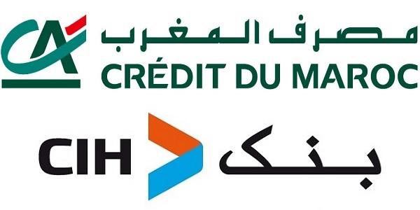 Recrutement (3) postes chez CIH Bank et Crédit du Maroc – توظيف (3) منصب