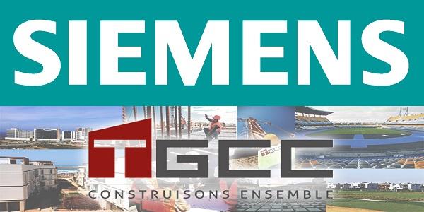 Recrutement plusieurs Contrôleurs de Gestion chez Siemens et TGCC – توظيف في العديد من المناصب