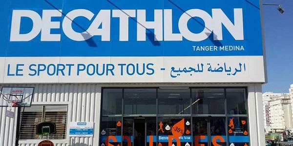 Recrutement de vendeurs/vendeuses et Hôte(esses) de caisse chez Décathlon Ain Sebaa et Décathlon Tanger  ،  توظيف عدة مهندسين