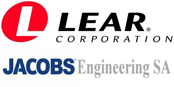 recrutement 3 postes chez lear corporation et jacobs engineering