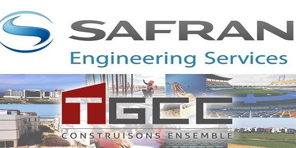 Recrutement (3) postes chez Safran Engineering  et TGCC – توظيف (3) منصب