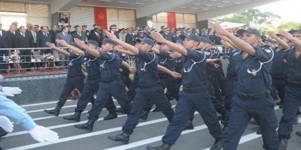 شروط المباراة البوليسية لتوظيف مفتشي الشرطة الخارجية المغربية