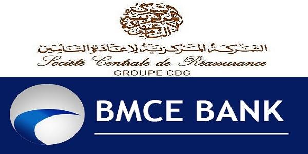 Recrutement (2) postes chez BMCE Bank et Société centrale de réassurance – توظيف (2) منصب