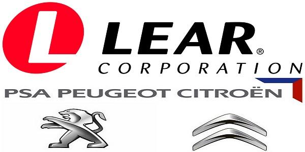 Recrutement (4) postes chez Lear Corporation et PSA Peugeot Citroen – توظيف (4) منصب