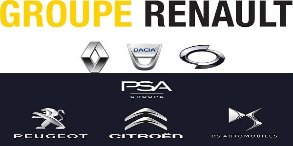 Recrutement (3) postes chez Renault et PSA Peugeot Citroën – توظيف (3) منصب