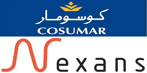 Recrutement (3) postes chez Cosumar et Nexans – توظيف (3) منصب