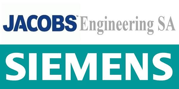 recrutement 2 postes chez jacobs engineering et siemens