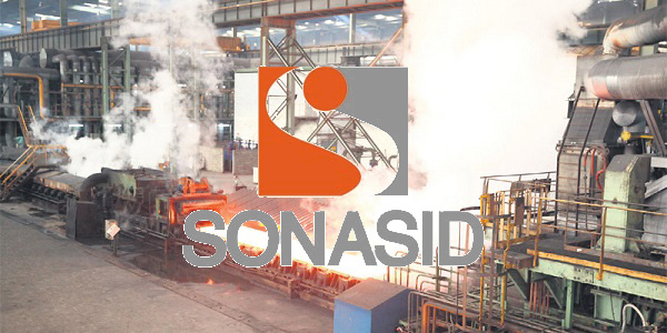 شركة صوناسيد SONASID :تعلن عن حملة توظيف في عدة تخصصات