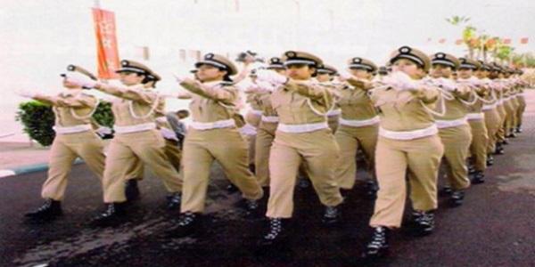 للراغبات في ولوج المصالح الإجتماعية للقوات المسلحة الملكية