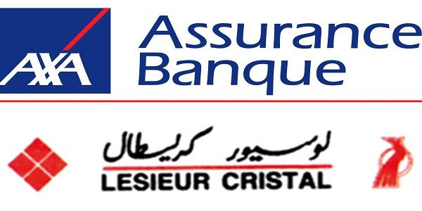 Recrutement (3) postes chez Lesieur Cristal et Axa Assurance – توظيف (3) منصب