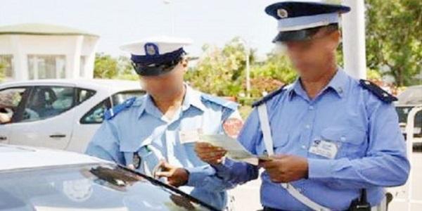 مهمات شرطة المرور وثائق وشروط التسجيل ذكورا وإناثا