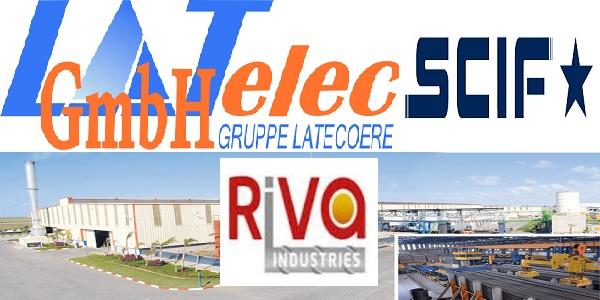 Recrutement plusieurs postes chez SCIF , Riva Industrie et Latelec ، توظيف عدة مهندسين و تقنيين في