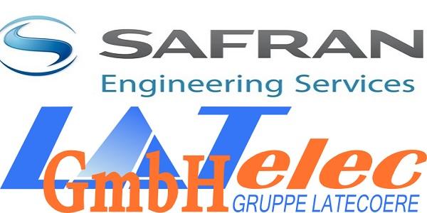 Offres de stages chez Safran et Latelec + Quelques recrutements
