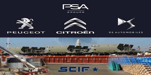 Recrutement (3) postes chez SCIF et PSA Peugeot Citroën – توظيف (3) منصب