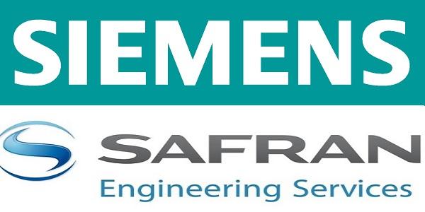 Recrutement chez Safran Engineering Services et Siemens ، توظيف عدة مهندسين
