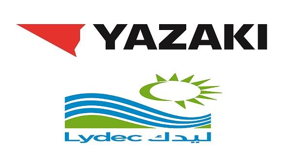 Recrutement (3) postes chez Yazaki et Lydec – توظيف (3) منصب