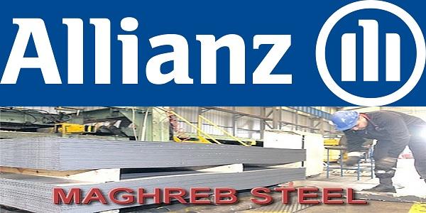 Recrutement (3) postes chez Maghreb Steel et Allianz Maroc – توظيف (3) منصب