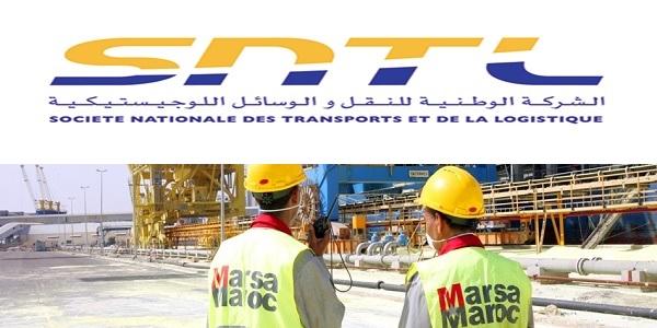 recrutement  4  postes chez marsa maroc et sntl