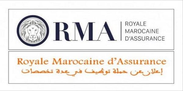 Recrutement des Chargés d'Assistance chez RMA Assurance – توظيف في العديد من المناصب