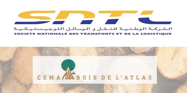 Recrutement (2) postes chez SNTL et Cema  Bois de l'Atlas – توظيف (2) منصب