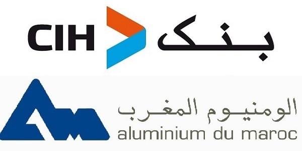 Recrutement (2) postes chez CIH Bank et Aluminium du Maroc – توظيف (2) منصب