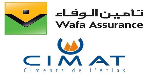 Recrutement (2) postes chez CIMAT et Wafa Assurance – توظيف (2) منصب