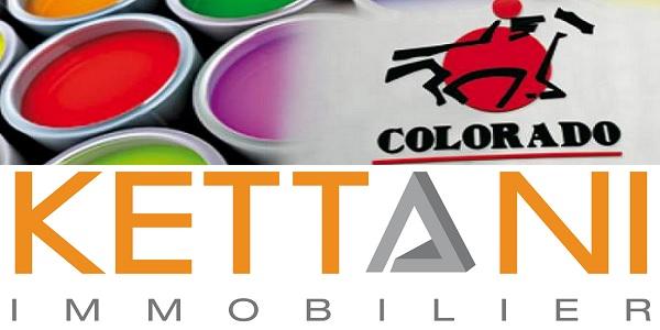 Recrutement (3) postes chez Kettani immobilier et Colorado – توظيف (3) منصب
