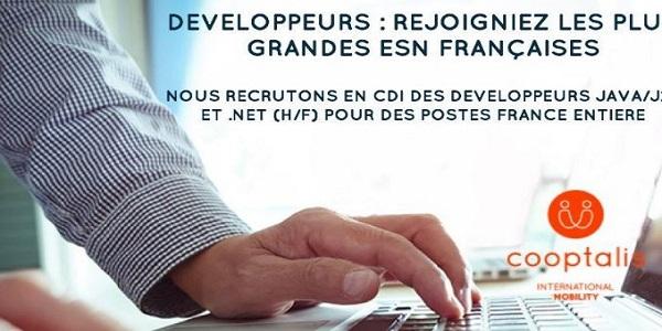 الأنابيك – سكيلز: توظيف (30 منصب للمغاربة) في مجال المعلوميات والتنمية براتب يصل 42 ألف درهم بفرنسا