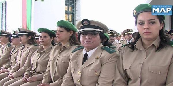 للفتيات بقامة 1.60 متر فقط ، هذه متطلبات ولوج المصالح الاجتماعية إناث بالقوات المسلحة الملكية 2019