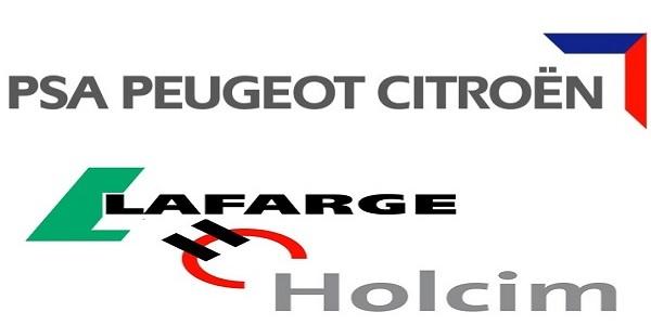 Recrutement (2) postes chez PSA Peugeot Citroën et LafargeHolcim – توظيف (2) منصب