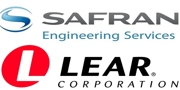 Recrutement (3) postes chez Lear Corporation et Safran Engineering – توظيف (3) منصب