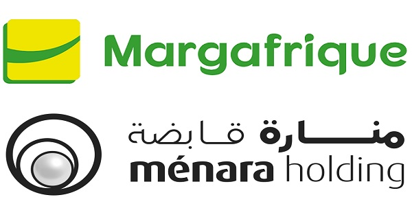 Recrutement (3) postes chez Margafrique et Ménara Holding (RH Junior – RH Sénior – Contrôleur Qualité fraîchement diplômé ) – توظيف (3) منصب